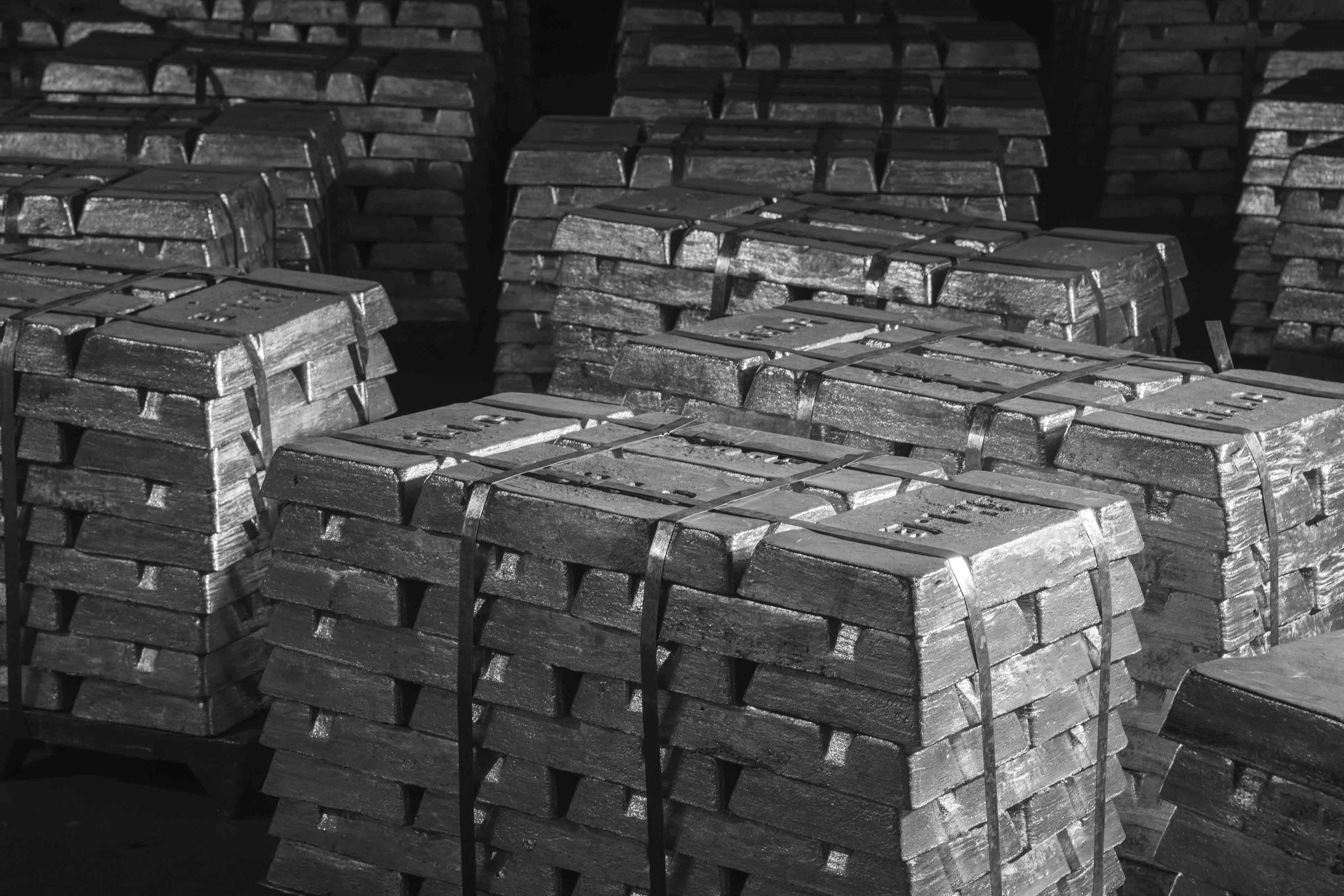 شرکت گسترش صنایع روی ایرانیان - شمش روی
